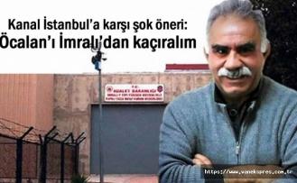 Rus politikacıdan şok öneri: Öcalan'ı İmralı'dan kaçıralım