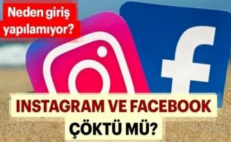 Instagram koptu, Facebook çöktü, WhatsApp gitti!