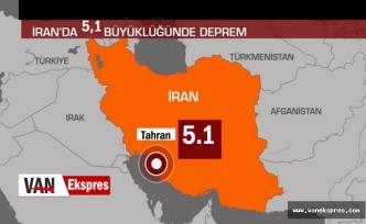 Komşu İran 5.1 ile sallandı