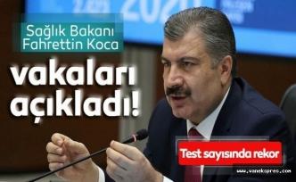 Türkiye 27 Ağustos koronavirüs tablosu