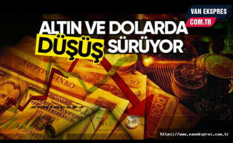 Altın ve Dolar Düşüştü! İşte Nedeni...