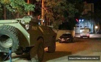 Jandarma Alay Komutanlığı'na saldırı