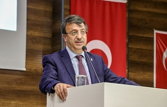 Türkmenoğlu'ndan Gazeteciler Günü Mesajı