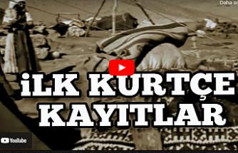 Tarihteki İlk Kürtçe Kayıtlar  | Video Haber