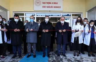 Van'da yeni Aile Sağlığı Merkezi açıldı