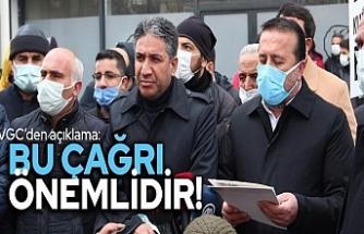 VGC: Bu çağrı Türkiye için önemlidir
