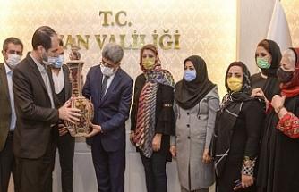 İranlı İş İnsanlarından Vali Bilmez'e Ziyaret