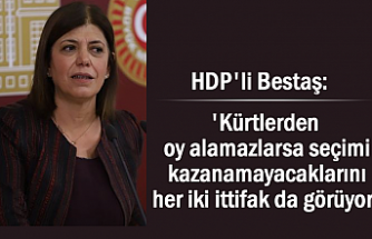Kürtlerin Oyu olmadan kazanamayacaklarını biliyorlar