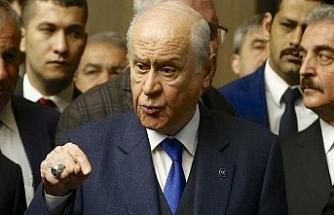 Davutoğlu'na sert sözler: Kobanili Ahmet olduğunun delilidir