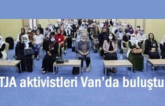 TJA'lı Kadın Aktivistler Van'da buluştu