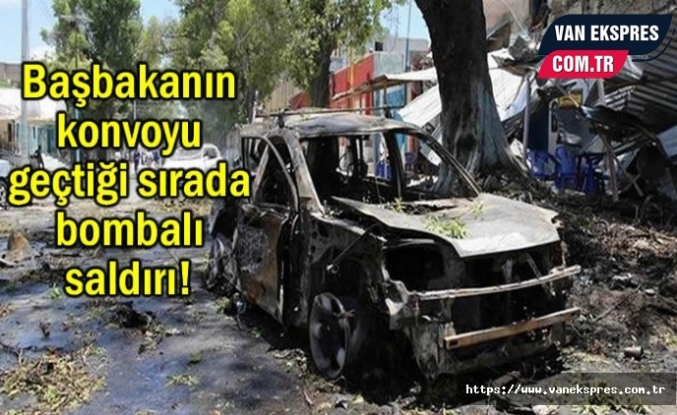 Başbakan konvoyuna bombalı saldırı: 15 Ölü