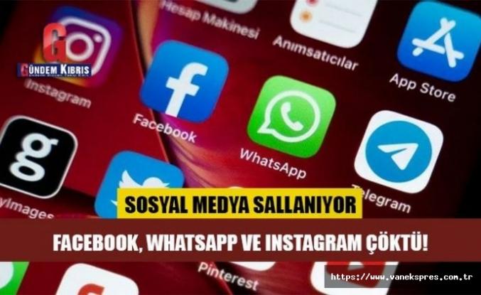 Sosyal medyada deprem, whatsapp facebook ve İnstagram